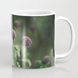 The Grey Allium Garden Coffee Mug