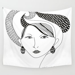 Beauty's Where you Find it Wall Tapestry