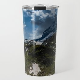 The Matterhorn Zermatt Switzerland Travel Mug