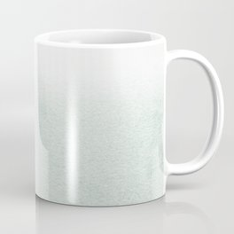 FADING GREEN EUCALYPTUS Coffee Mug