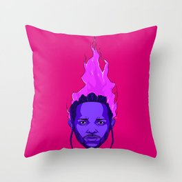 Sit down. Be humble. Throw Pillow