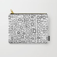 letter N - nailed frames Carry-All Pouch