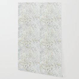 Grey marble surface pattern Wallpaper