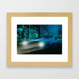 Shelby G.T. 350 Framed Art Print