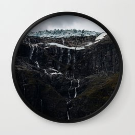 Queulat National Park Wall Clock