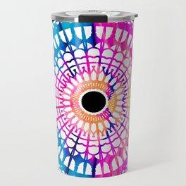 Bright Spirit Mandala Travel Mug