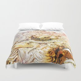 Life On Other Planets Duvet Cover
