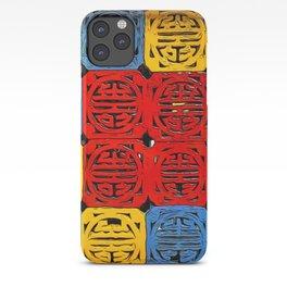 Floor Series: Mosaic of Life iPhone Case