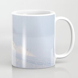 Snowy Walk. Coffee Mug