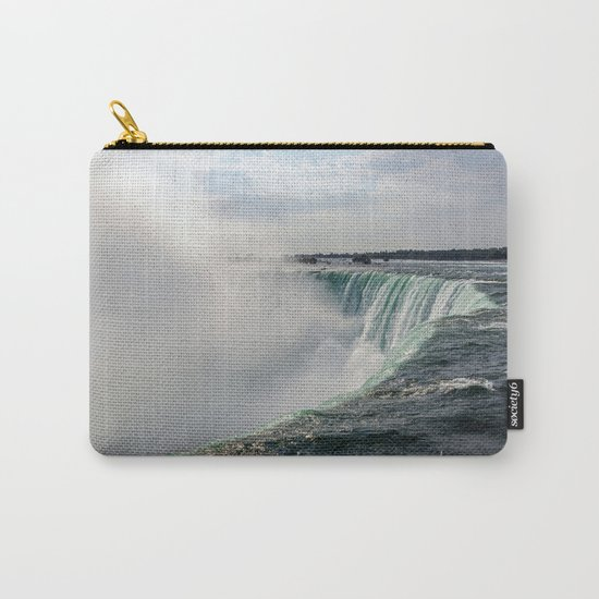 Water waterfall 5 Carry-All Pouch