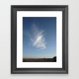 Marfa Sky Framed Art Print