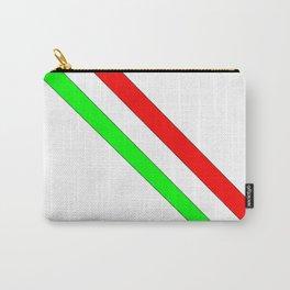 flag of Italia scarf- Italy,Italia,Italian,Latine,Roma,venezia,venice,mediterreanean,Genoa,firenze Carry-All Pouch