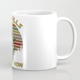 seagulls stop it now Coffee Mug