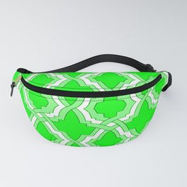 Grille No. 1 -- Lime Fanny Pack