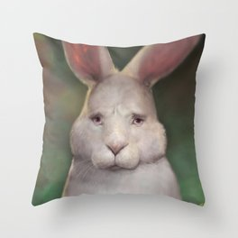 BUGSY Throw Pillow