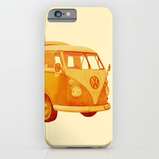 Summer Ride iPhone & iPod Case