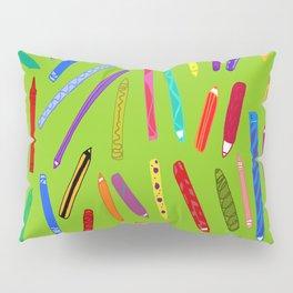 Fun loving crayons Pillow Sham