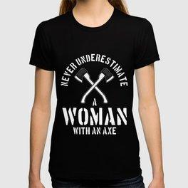 Axe Lumberjack Girls T-shirt