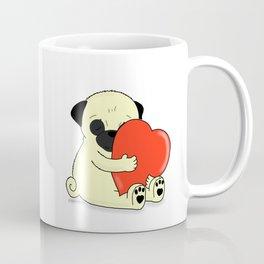 PugHugs Coffee Mug