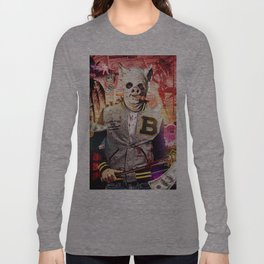 Night Out: Hotline Miami Long Sleeve T-shirt
