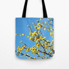 boom boom bloom Tote Bag
