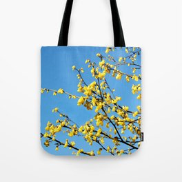 boom boom bloom Tote Bag