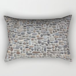 Pebble Mosaic Rectangular Pillow