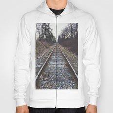 Train Tracks Hoody