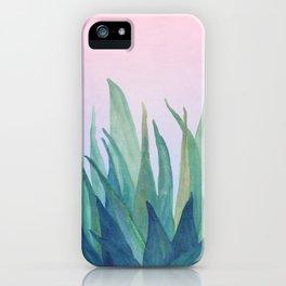 Botanical vibes 10 iPhone Case
