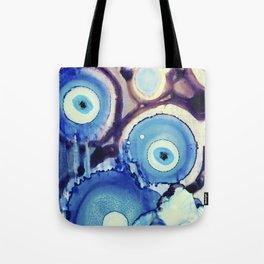 Evil Eye Tears Tote Bag