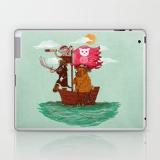 The Pirates Laptop & iPad Skin