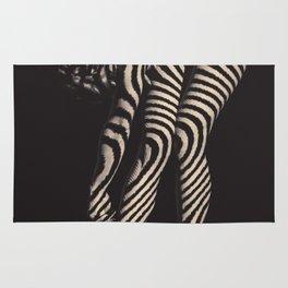 Zebra Woman No.1 Rug