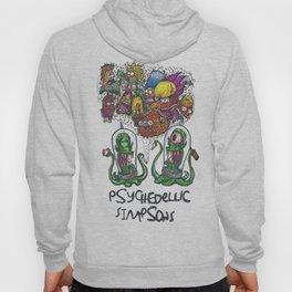 Psychedelic Simpsons Hoody