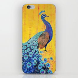 Peacock - Brave iPhone Skin