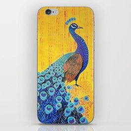 Peacock - Brave iPhone Skin