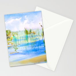 Reeded Lake Stationery Cards