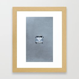 Bulli II. Framed Art Print
