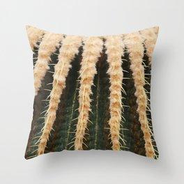 Into Danger Throw Pillow