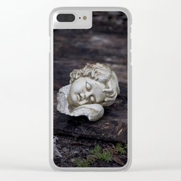 Babe in the Woods Clear iPhone Case