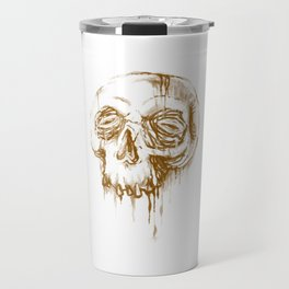 Skull Coffee 1 Travel Mug
