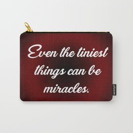 Tiniest Things Carry-All Pouch