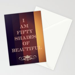 50 Shades of Beautiful Stationery Cards