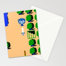 Minion's Last Rites: Zelda's Octorok Stationery Cards