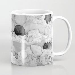 Design 117 Greyscale Abstract Coffee Mug