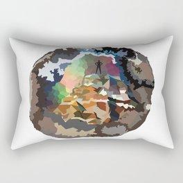 The Mountaineer Rectangular Pillow