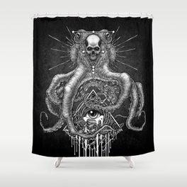 Winya No. 89 Shower Curtain
