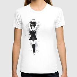 """""""Little Black Dress"""" T-shirt"""