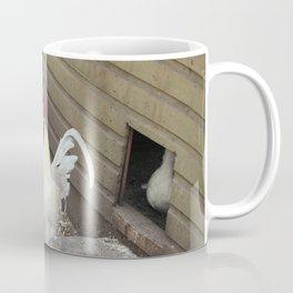 Beautifull Rooster Coffee Mug