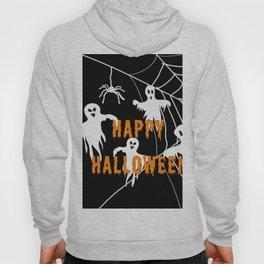 Monsters Happy Halloween Hoody