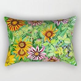 Gazanias Rectangular Pillow